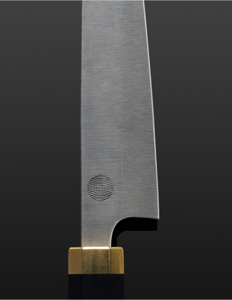 Parer LS115 chef's paring knife collaboration with Andersson Copra.