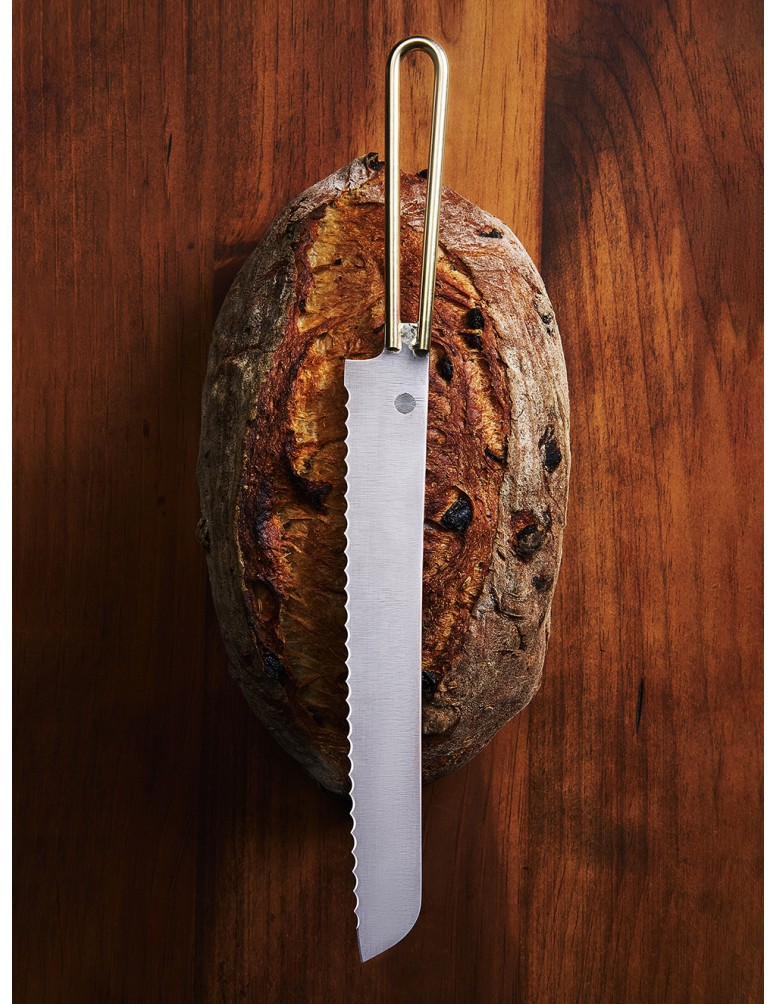 Loop Bread Knife collaboration with Andersson Copra.