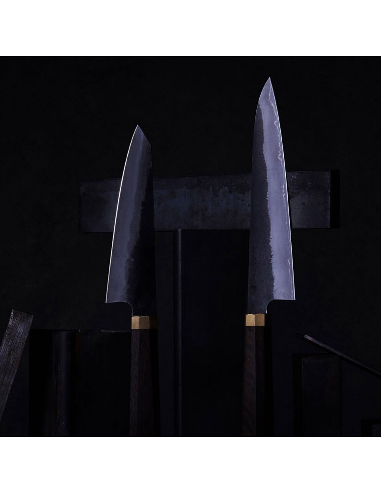 Honesuki LS150 chef's boning knife collaboration with Blenheim Forge.