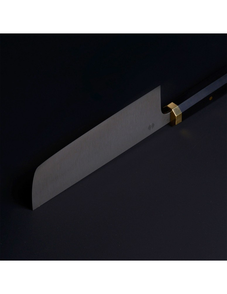 Nakiri LS150 chef knife collaboration with Andersson Copra